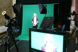 TV Presenter Experience