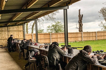 Two Hour Air Gun Shooting Experience for Two