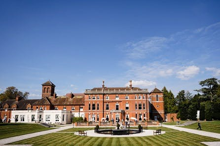 Two Night Country House Break with Dinner for Two at the Oakley Hall Hotel