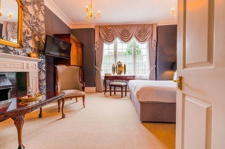 Two Night Welsh Escape for Two at Plas Dinas Country House