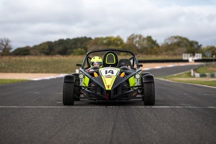 Ultimate Double Ariel Atom Experience with Hot Lap - Weekday