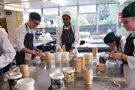 Ultimate Pork Pie Making Workshop at Brockleby's Bakery, Melton Mowbray