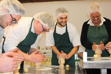Ultimate Pork Pie Making Workshop for Two at Brockleby's Bakery, Melton Mowbray