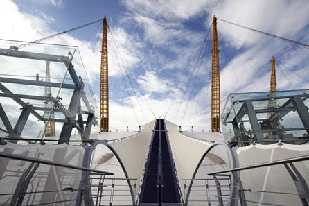 Up at The O2 Climb and Afternoon Tea at InterContinental - The O2 for Two