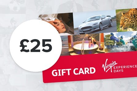 Virgin Experience Days Gift Card