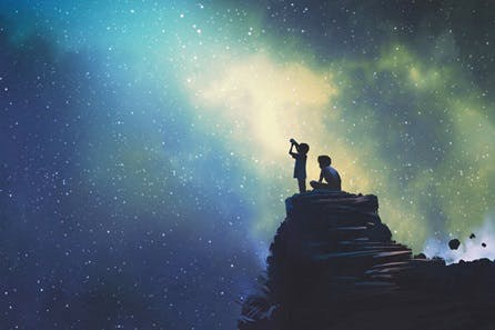Virtual Stargazing with an Astronomer