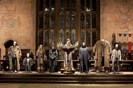 Warner Bros. Harry Potter Studio Tour with Return Transportation