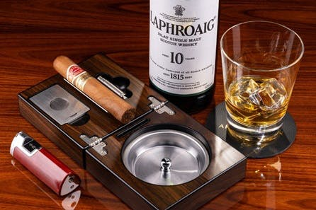 Whisky and Cigar for Two at Arc Le Salon, Mayfair