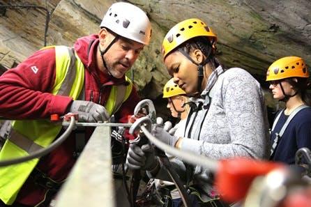 Zip World Caverns Adventure