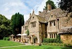 Champagne Afternoon Tea for Two at Charingworth Manor Hotel