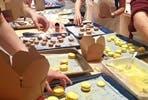 Chocolate and Macaroons Masterclass at La Cucina Caldesi