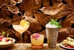 Cocktail Masterclass and Aperitivo for Two at La Goccia, Petersham Nurseries
