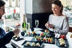 Create Your Own Sushi Dragon with Free Flowing Brunch for Two at inamo, London