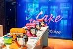 Cupcake Decorating Masterclass and Afternoon Tea with Eric Lanlard at Cake Boy