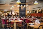 Date Night with Three Course Dinner and Fizz for Two at Paternoster Chop House