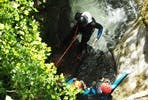 Discover Scotland's Canyon's for Two with Private Guide