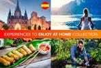 Experiences to Enjoy At Home Collection