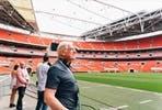 Family Wembley Stadium Tour