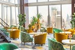 Free-Flowing Veuve Clicquot Champagne Brunch at the 5* Luxury Shangri-La Hotel with Entry to the View from The Shard for Two