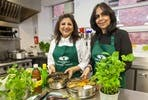 Full Day Essential Vegetarian Cookery Class with the Vegetarian Society