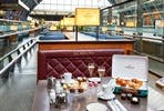 Gin Afternoon Tea for Two at St Pancras Brasserie by Searcys