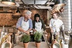 Half Day Kitchen Confidence Cookery Class at Sauce by The Langham, London