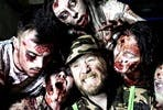 Immersive Zombie Infection Survival Experience