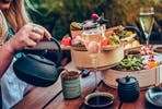 Japanese Inspired Afternoon Tea with Free-Flowing Prosecco for Two at Issho, Leeds