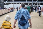 London Stadium Guided Match Day Tour for One Adult and Two Children