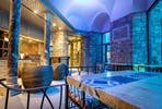 Luxury Spa Day with Treatment, Lunch, Champagne and Exclusive Hot Tub Use for Two at Shrigley Hall Hotel & Spa