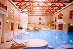 Luxury Pamper Day with Treatment and Cream Tea for Two at a Marriott Hotel
