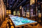 Magic Masterclass with Interactive Pan-Asian Dinner for Two at Inamo, London
