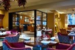One Night Bath Break with Sparkling Cream Tea for Two at The Bird
