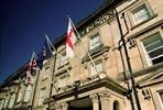 One Night Break with Dinner for Two at The Crown Hotel, Harrogate