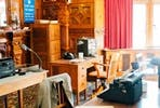 One Night Escape for Two at Flitwick Manor with Visit to Bletchley Park