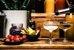One Night London Break with Bottle of Prosecco for Two at the Qbic Hotel
