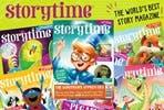 One Year Children's Storytime Magazine Subscription