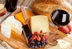 Online Wine Tasting with Cheese Pairings for Two