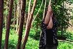 Outdoor Yoga and Forest Bathing
