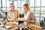 Plaza Premium Lounge Experience for Two at London Heathrow Airport