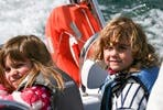 North Wales RIB Ride for Two Adults and Two Children