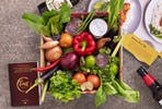 Recipe Food Box for up to Four with Feast Box