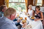 Saturday Lunch Experience for Four aboard The South Yorkshireman Steam Train