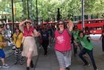 Silent Disco West End Musical Walking Tour for Two