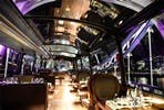 Six Course Dinner and Tour aboard the Bustronome, London