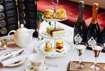Sparkling Wine Flight Afternoon Tea for Two at The Oakley Court, Windsor