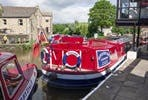 Sunday Roast Dinner Cruise on the Leeds & Liverpool Canal for Two