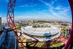 The ArcelorMittal Orbit View with Cake and a Hot Drink for Two