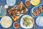 The Cookaway BBQ Recipe Box for Two