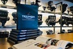 The Full Works Private Tour of The Triumph Motorcycle Factory for up to Four